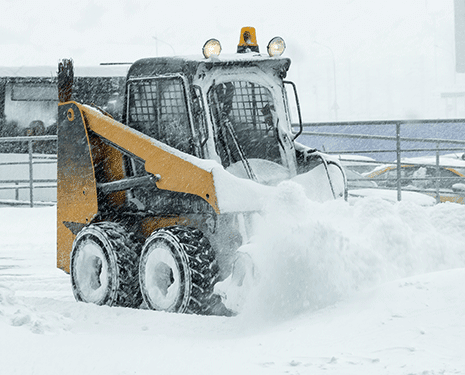 Snow Clearing in the Lakeland