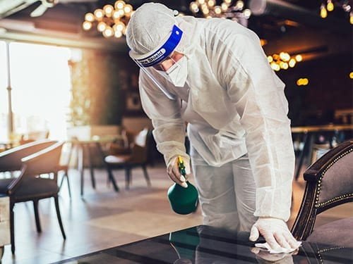 Covid cleaning services for businesses
